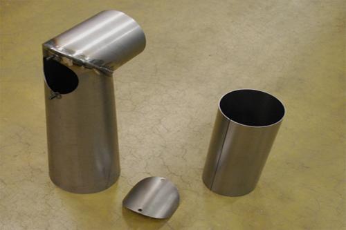 Nosstec Curvadoras de cilindros mecánicos