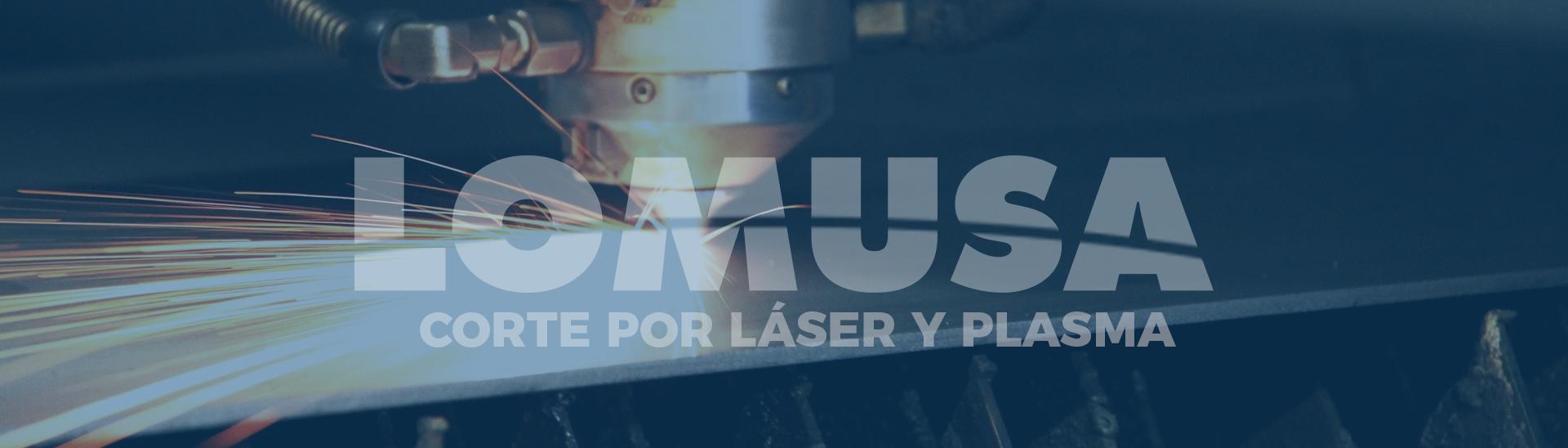 Lomusa. Fabricante de maquinaria para el corte y deformación de metales