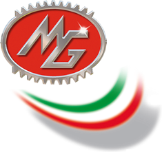 MG SRL logotipo