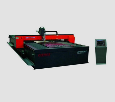 PIERCE Corte por plasma y oxicorte Modelo SPITFIRE.