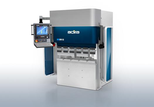 Plegadoras eléctricas ADIRA modelo BlueBender