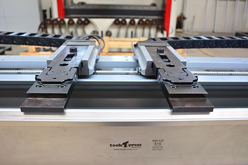 Plegadoras eléctricas Dener Modelo Servo Brake