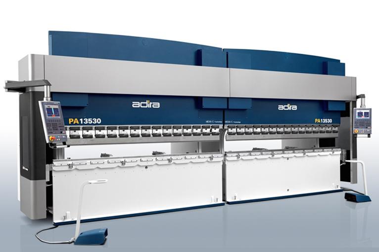 Plegadora ADIRA modelo PA13530