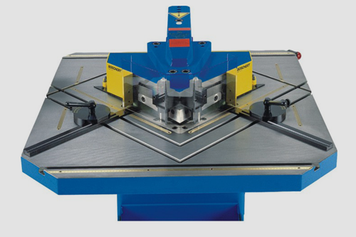 Escantonadoras Boschert Modelo LB13KE