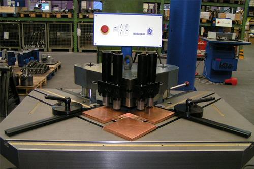 Escantonadoras modelo LB 15/2000