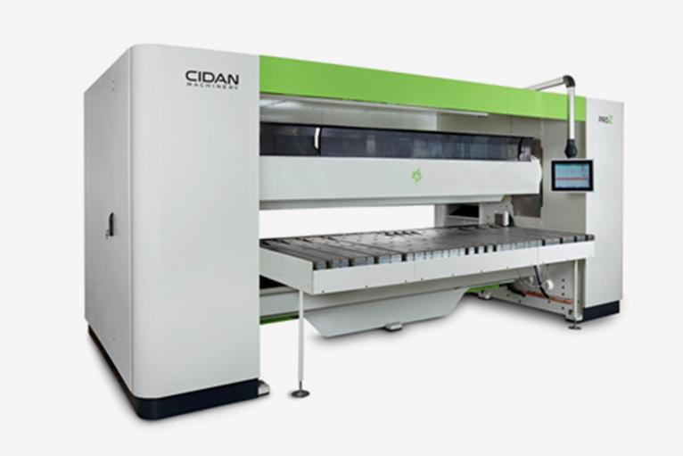 Plegadora CIDAN Modelo PRO Z