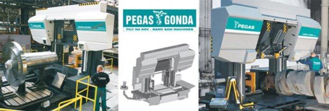 Instalaciones Pegas Gonda. Fabricante de Sierras de Cinta