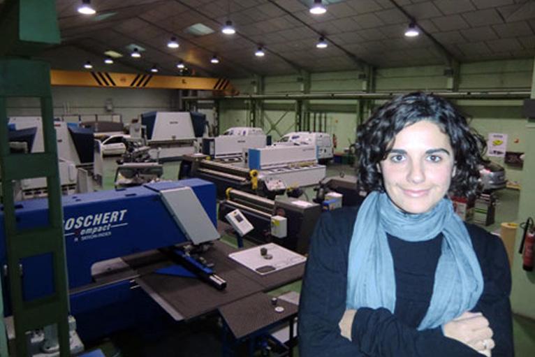 Lomusa. Fabricante de maquinaria para la deformación y corte de metales.