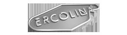 Logotipo Curvadoras Ercolina. FABRICANTE DE MÁQUINAS PARA CURVAR & CURVADORAS DE TUBOS MAZIZOS & HUECOS