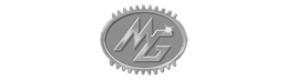 Logotipo Mg. FABRICANTE DE CILINDROS CURVADORES & CURVADORAS DE PERFILES