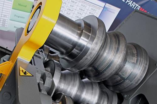 MG SRL Curvado cilindros para aplicaciones especiales