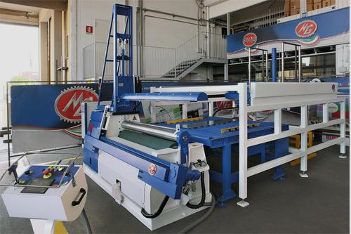Instalaciones automáticas de curvado