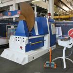 Máquinas para la fabricación de sinfines