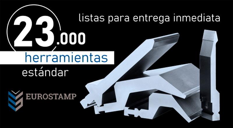 Eurostamp Plegadora Oferta