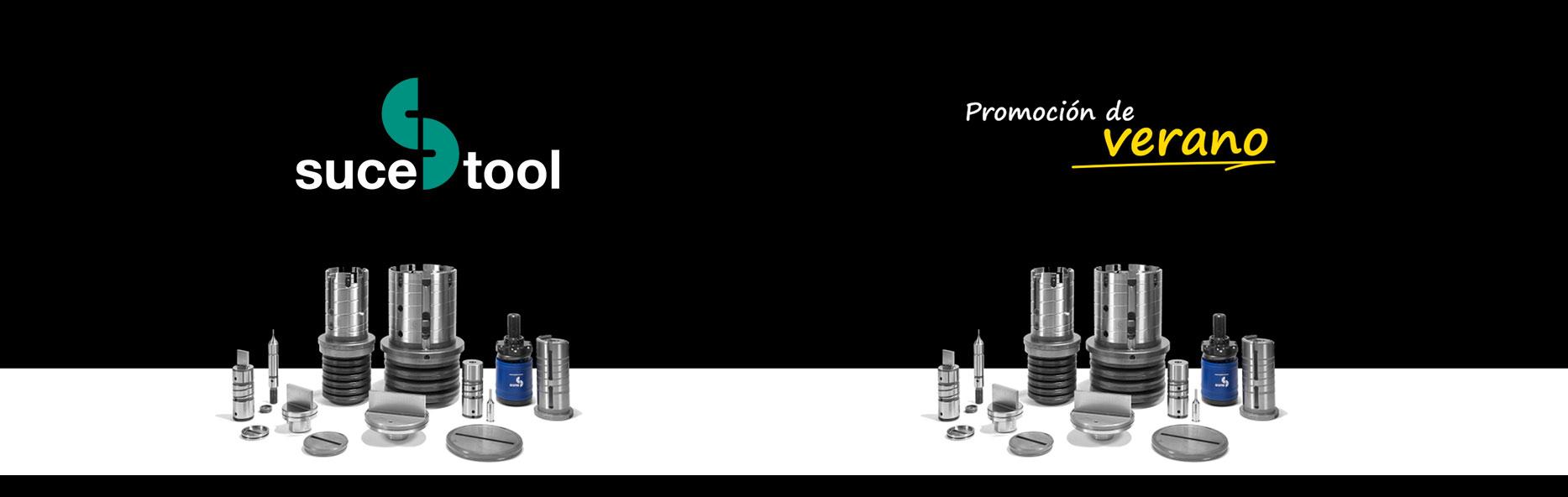 Promoción de verano Suce CNC Oferta 10%